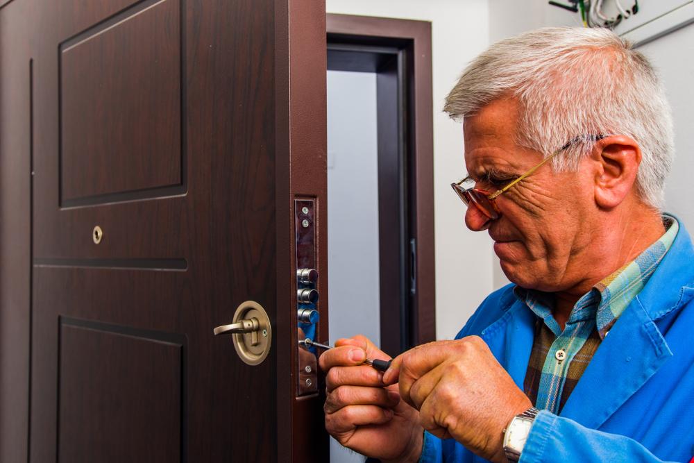 Schlüsseldienst im Notdienst